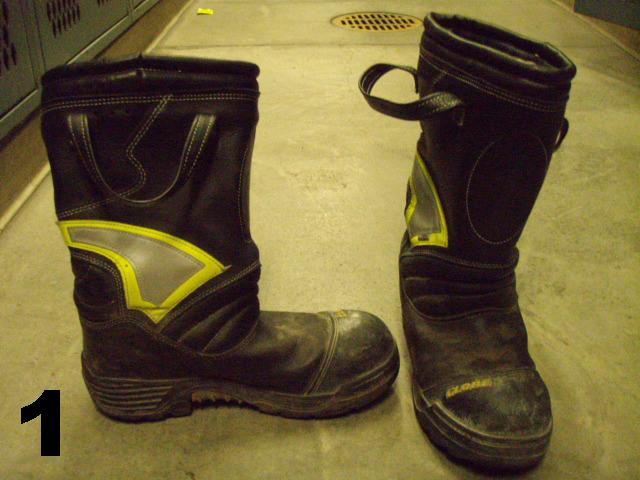 Review Of 4 Fire Boots Firefighter Basics